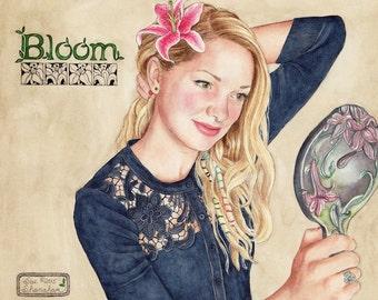 Bloom 8X10 Print