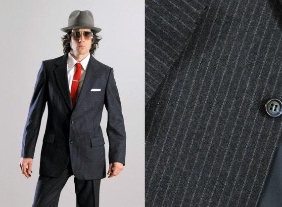hnliche artikel wie herren anzug vintage herren anzug. Black Bedroom Furniture Sets. Home Design Ideas