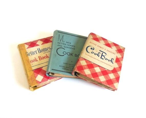 Checkered Cover Cookbook : Better homes gardens new cookbook recipe by lauraslastditch