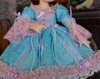 Romantic outfit for Littlefee - BJD