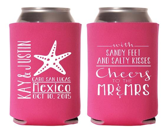 Destination Wedding Favors, Mexico Wedding Party Gift, Sandy Feet ...