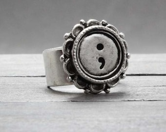 "Shop ""inspirational jewelry"" in Rings"