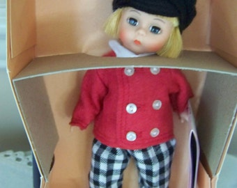 Tommy Snooks 8 inch Madame Alexander doll