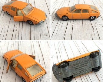 Vintage die-cast toy cars made in England, Lesney / Matchbox collectable cars. Listing is for 1 car.