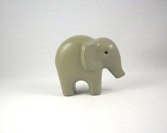 Vintage Toy Elephant 1960s