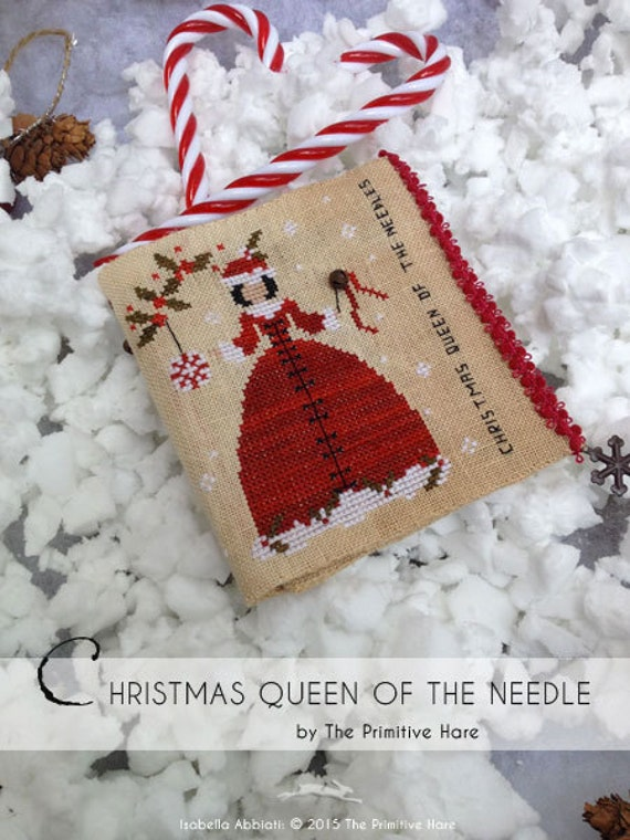 Christmas Queen of the Needles