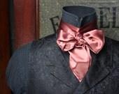 Men's Cravat - Necktie - Burnt Sienna
