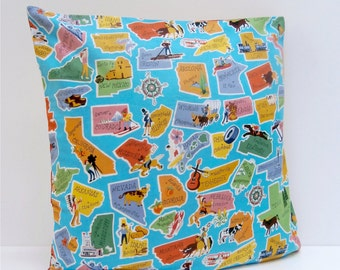 American States Pillow / Cushion cover