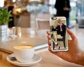 Glitter is Gold Transparent iPhone / Samsung Galaxy Case