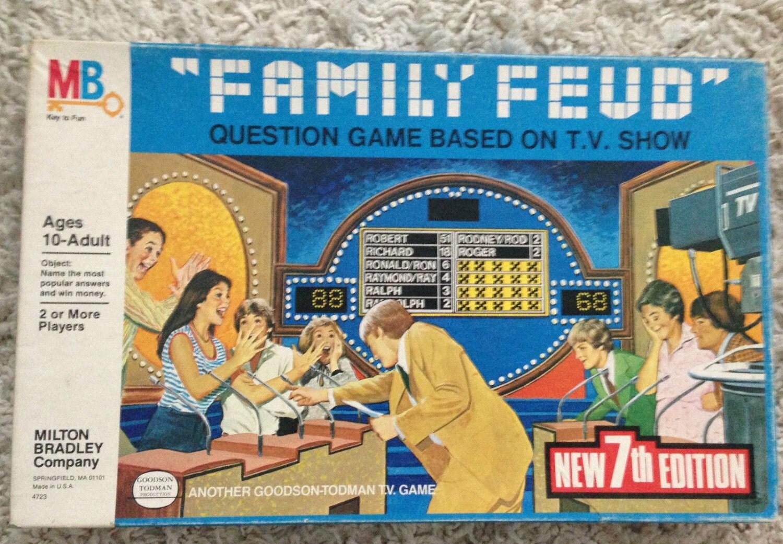 games like family feud