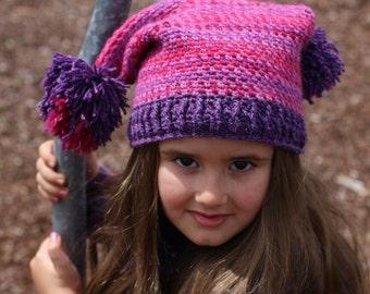 Pogo (crochet pattern)