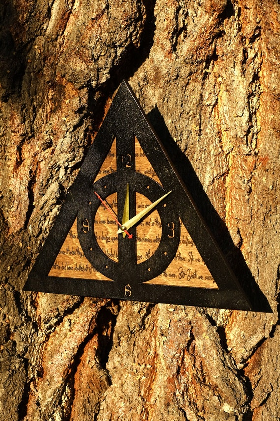 Harry Potter Deathly Hallows With The Tale Of The Three Brothers