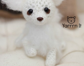 Yuki the Chihuahua -  PDF Crochet pattern