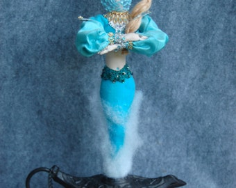 OOAK Cloth Art Doll - Wishes 3