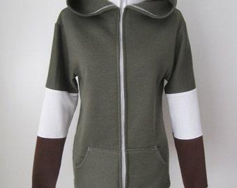 The Legend of Zelda Link Cosplay Hoodie Jacket Costume