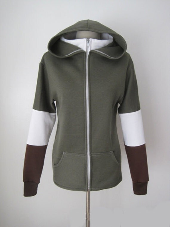 The Legend of Zelda Link Cosplay Hoodie Jacket Costume