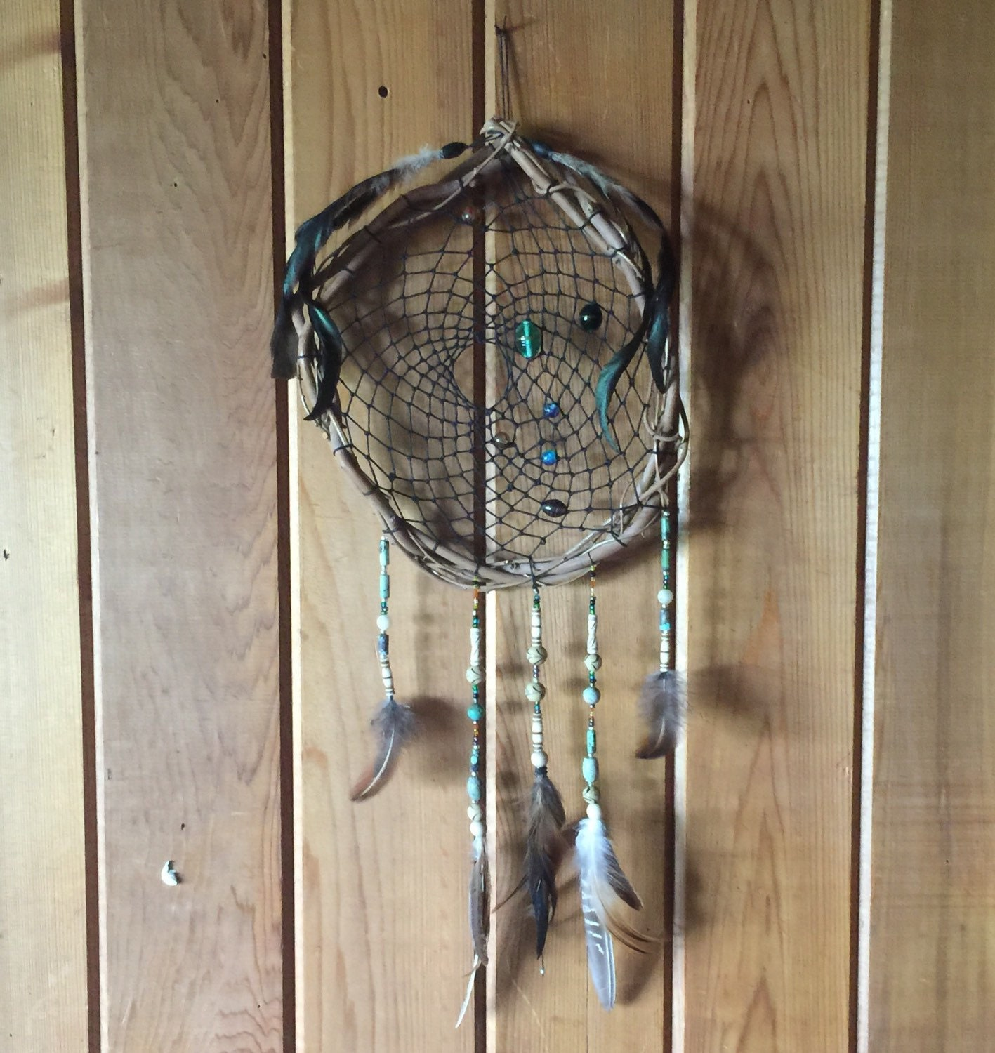 Dream Catcher-Native American-styled by WildWildflower on Etsy