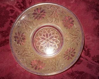 Tiara Sandwich Glass bowl