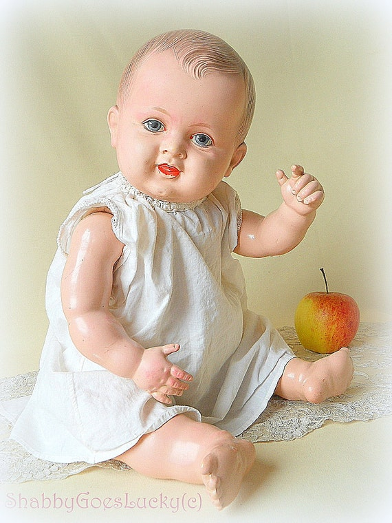 K 228 Mmer Amp Reinhardt 1935 Antique Baby Doll Large By