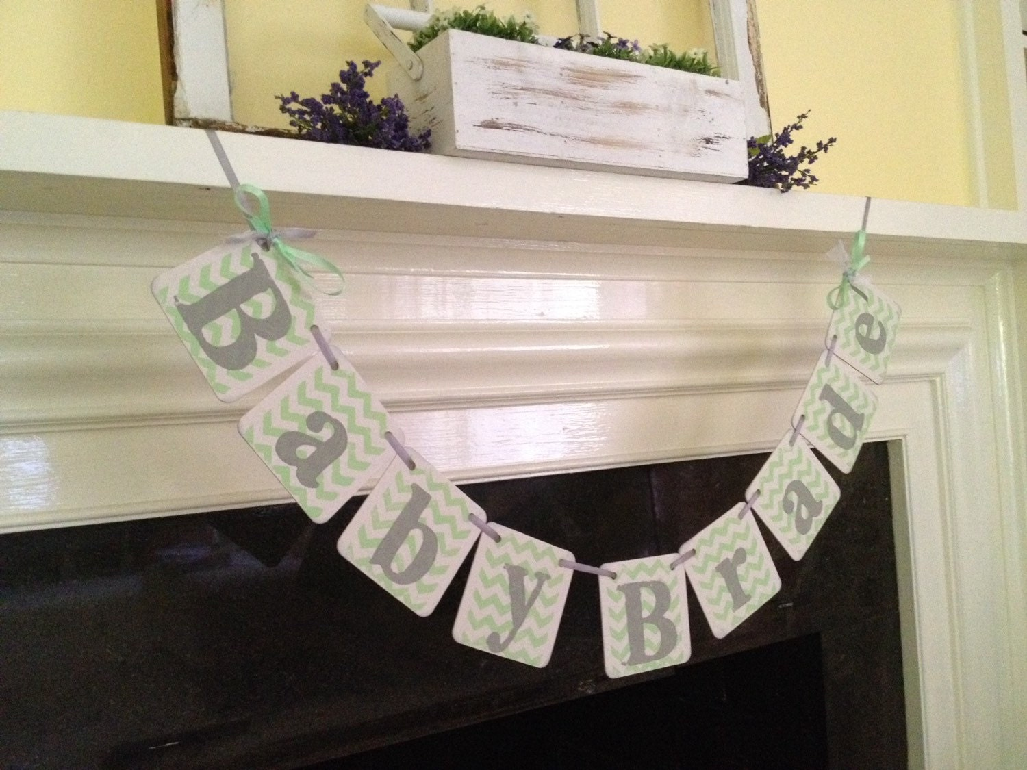 baby shower decorations chevron stripes baby boy by classicbanners