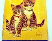 Art Prints, Vintage, Gladys Emerson Cook, Cats and Kittens