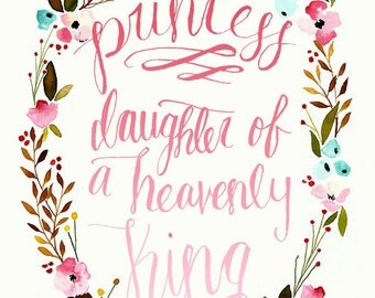 Princess Print