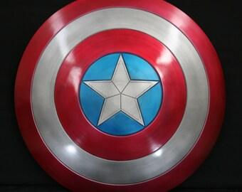 Captain America Shield TFA Movie Accurate
