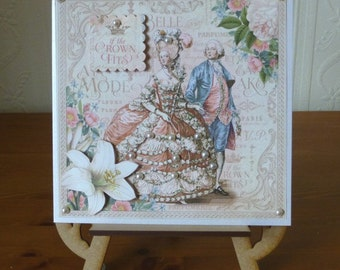 Sale graphic 45 Gilding The Lily Ladies Birthday Card