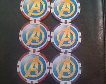 Custom Poker Chips / Game Tokens