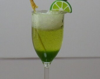 Witches Brew Green