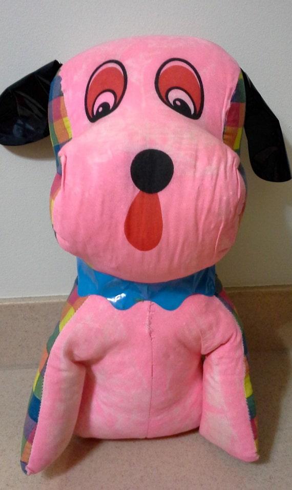 Bulk Prize Toys : S large carnival prize stuffed dog vintage