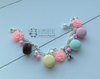 Macarons, Paris, Rose, Bracciaciale