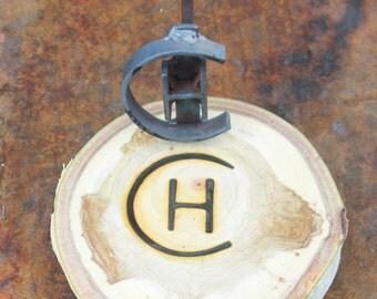 Custom Steak Branding Iron, Hand Forged