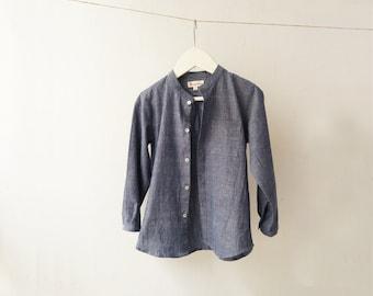 Baby and Boy's Organic Cotton Shirt