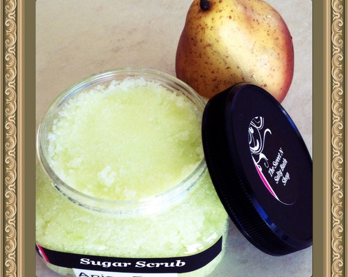 Anjou Pear Scented Sugar Scrub