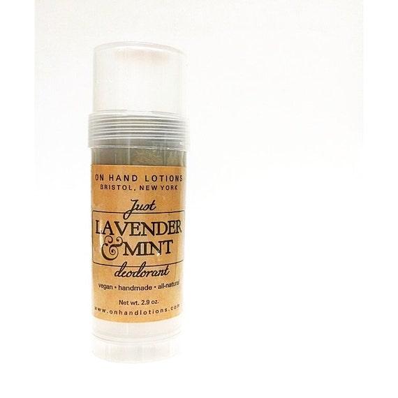 lavender deodorant aluminum free vegan deodorant by. Black Bedroom Furniture Sets. Home Design Ideas
