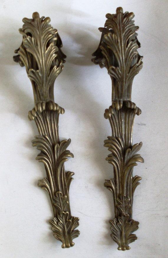 Fregi d 39 epoca per decorazioni ornamenti in ottone per - Fregi per mobili ...