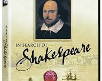 In Search of Shakespeare DVD