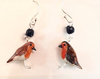 Robin Ceramic Earrings