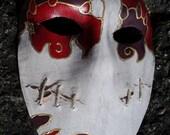 Jack of Blades evil leather mask