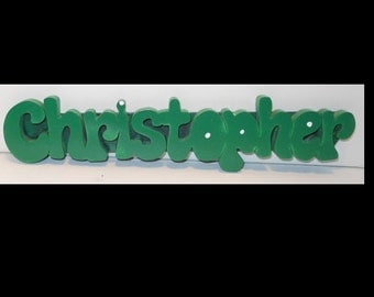 Personalized Magnetic Name (11 Letters)