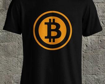 Bitcoin Tshirt, Bitcoins Tshirts, Cryptocurrency t-shirt, Geek, Mens Ladies Man Women Top Tee Shirt Tee Tees Cotton Clothing