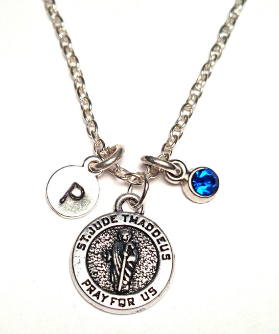 st jude thaddeus necklace st jude thaddeus by