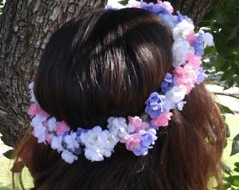 Handmade Floral Crown