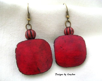 Auerbach Gourd Earrings