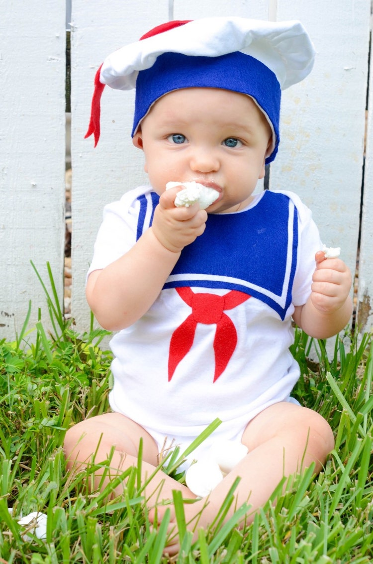 Stay Puft Baby Costume / Toddler Halloween By