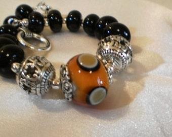Artisan Lampwork Bracelet