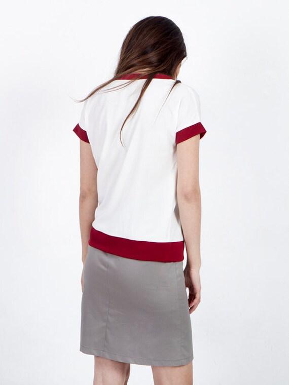 gray summer skirt grey skirt pencil skirt a line skirt