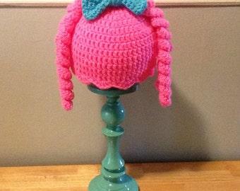 Lalaloopsy hair hat.