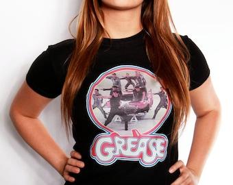 Vintage Grease Tee / John Travolta